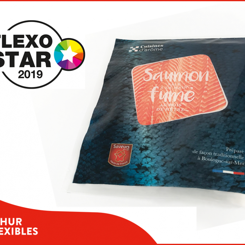 Schur Flexibles wins Flexostar Award
